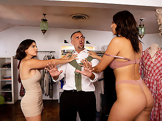 Disciplining Their Sugar Daddy