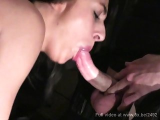 Blonde Milf Keyra taakes anal in the kitchen
