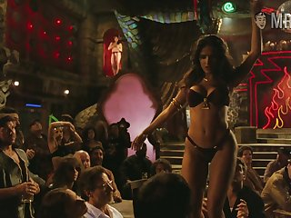 Salma Hayek's table dance from Dusk till Dawn is sexy and erotic