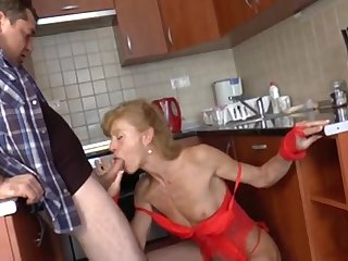 Skinny Hairy Granny Katherin Sex Video