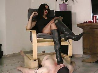 Under Chair