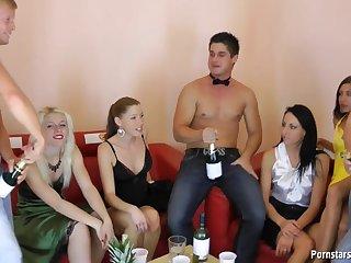Pornstars At Home Crazy Sex Party