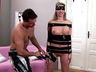Energized MILF is ready for her dose of crazy hardcore sex