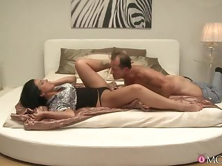 New Mother Needs Help Stuffing Her Tight Pussy